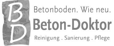 🥇 Beton-Doktor.de Logo