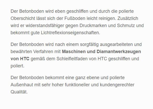 betonboden schleifen aus 86150 Augsburg